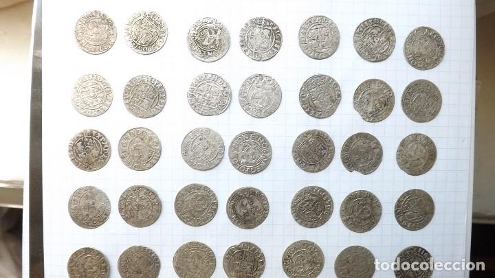 Monedas reinos visigodos: coins of poland and sweden 17th century-2 - Foto 5 - 176283557
