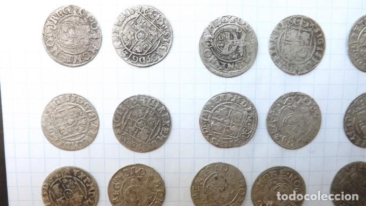 Monedas reinos visigodos: coins of poland and sweden 17th century-2 - Foto 6 - 176283557