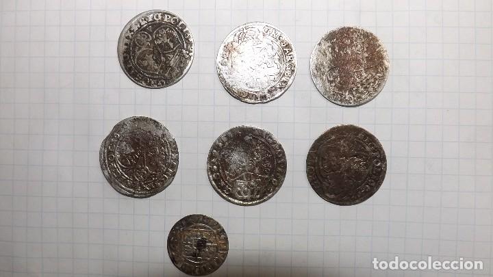 Monedas reinos visigodos: coins of poland and 17th century - Foto 3 - 176283829