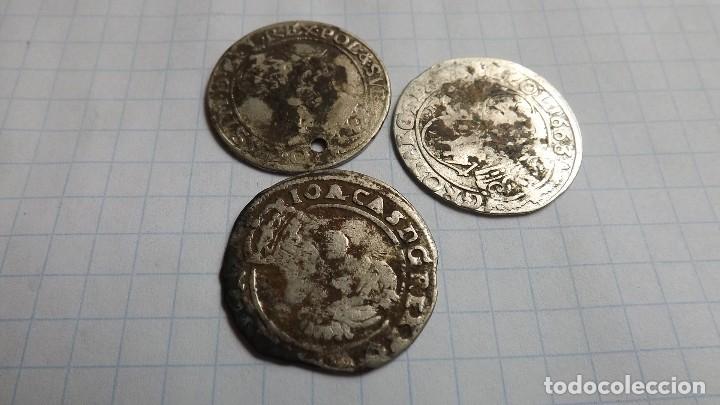 Monedas reinos visigodos: coins of poland 17th century - Foto 3 - 176283897