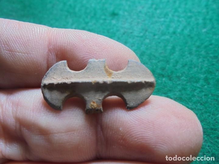 Monedas reinos visigodos: muy bonito boton o aplique en bronce - Foto 2 - 177275285