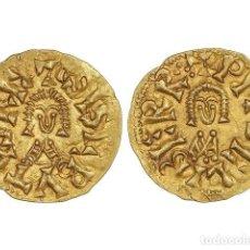 Monedas reinos visigodos: MONEDAS VISIGODAS, TRIENTE., ELIBERRI (BAÉTICA).. Lote 181486125