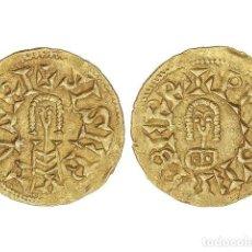 Monedas reinos visigodos: MONEDAS VISIGODAS, TRIENTE., ELIBERRI (BAÉTICA).. Lote 181486140