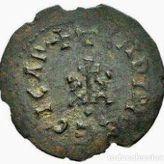 Monedas reinos visigodos: ¡¡ RARISIMA !! MONEDA VISIGODA TREMISSIS EGICA Y WITIZA (698-702) INEDITA?. Lote 190878576