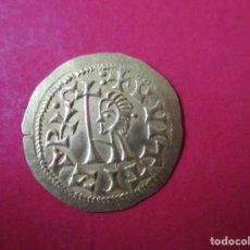 Monedas reinos visigodos: REINOS VISIGODOS. TREMIS DE ORO. WITIZA. HISPALI. # SG. Lote 192653896
