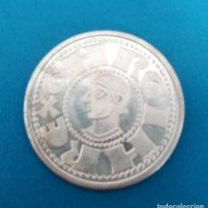 Monedas reinos visigodos: MONEDA VISIGODA PLATA. SPAIN SILVER COIN. Lote 199840327
