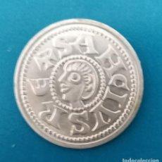 Monedas reinos visigodos: MONEDA VISIGODA PLATA. SPAIN SILVER COIN. Lote 199840907