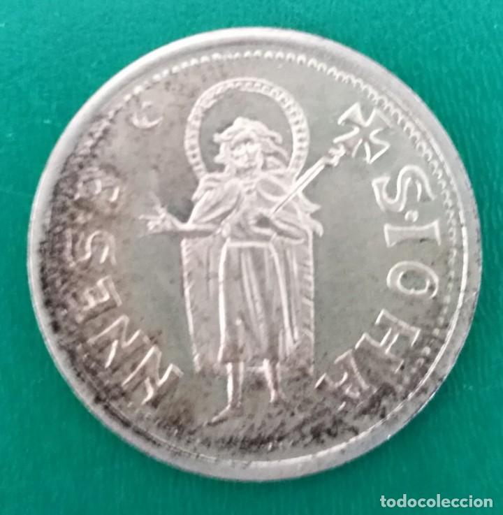MONEDA MEDIEVAL PLATA. SPAIN SILVER COIN (Numismática - Hispania Antigua - Reinos Visigodos)
