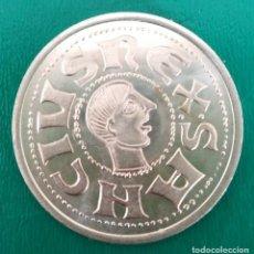 Monedas reinos visigodos: MONEDA VISIGODA PLATA. SPAIN SILVER COIN. Lote 199937000