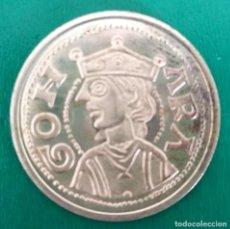 Monedas reinos visigodos: MONEDA VISIGODA PLATA. SPAIN SILVER COIN. Lote 199937083