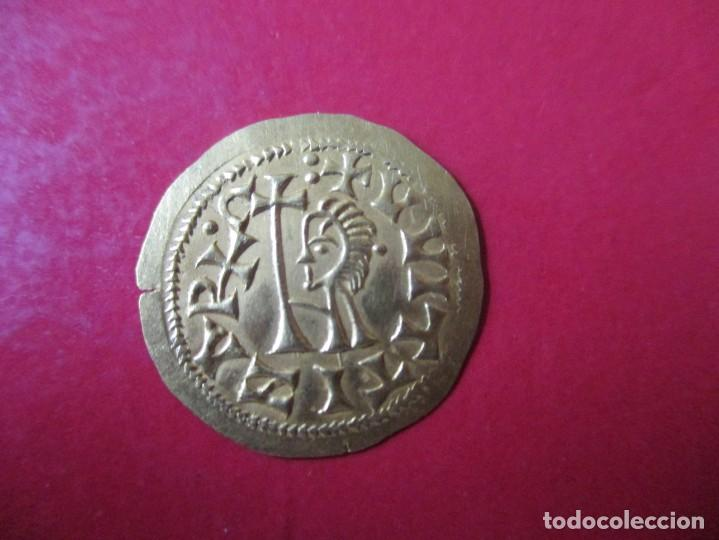 REINOS VISIGODOS. TREMIS DE WITIZA HISPALI. # SG (Numismática - Hispania Antigua - Reinos Visigodos)