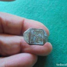 Monedas reinos visigodos: BONITO ANILLO EN BRONCE , DIAMETRO INTERIOR 19 MM ,. Lote 233820980