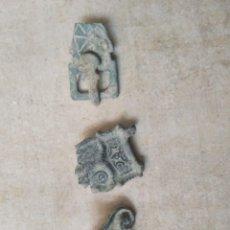 Monedas reinos visigodos: LOTE VISIGODO PARA LIMPIAR.. Lote 238010340