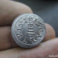 Monedas reinos visigodos: TRIENTE DE RESCENVITO ACUNACION ORIGINAL DE BECKER (1803). Lote 252245590