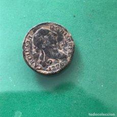 Monedas reinos visigodos: ESPAÑA-CAROLUS III. 2 MARAVEDIS. 1775. COBRE. Lote 276661118