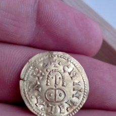 Monete regni visigoti: TREMISSIS DE CHINTILA. Lote 283094638