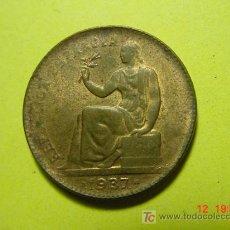 Monedas República: 2220 ESPAÑA REPUBLICA 50 CTMOS AÑO 1937 MIRA MAS EN MI TIENDA COSAS&CURIOSAS. Lote 6672579