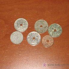Monedas República: LOTE DE MONEDAS ANTIGUAS. Lote 26058135
