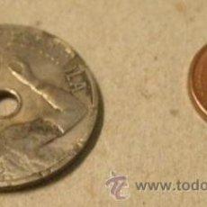 Monedas República: MONEDA DE TRINCHERA, REPUBLICANA, 25 CÉNTIMOS. Lote 14604384