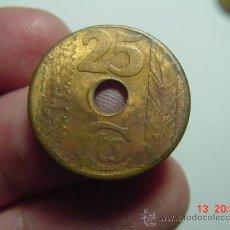Monedas República: 2826 2ª REPUBLICA 25 CENTIMOS AÑO 1938 MUY BONITA - MAS MONEDAS EN MI TIENDA C&C. Lote 16419937