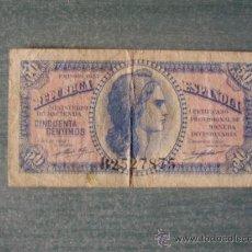 Monedas República: 50 CENTIMOS REPUBLICA. . Lote 35360197