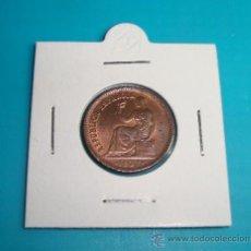 Monedas República: MONEDA DE COBRE 50 CENTIMOS ESPAÑA 1938, SEGUNDA REPUBLICA. Lote 36734262