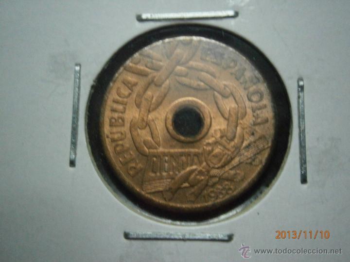 25CTS DE LA REPUBLICA ESPAÑOLA 1937 (Numismática - España Modernas y Contemporáneas - República)