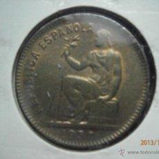 Monedas República: 50 CTS DE LA REPUBLICA ESPAÑOLA DE 1937. Lote 39906345