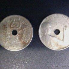 Monedas República: MONEDA REPÚBLICA 25 CÉNTIMOS DE 1934. Lote 43300246