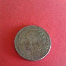 Monedas República: II REPÚBLICA. 5 CÉNTIMOS DE 1937. HIERRO. SC-. . Lote 51192179