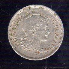 Monedas República: GOBIERNO DE EUSKADI. 1 PESETAS. 1937. Lote 48276406