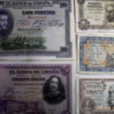 Monedas República: OPORTUNIDAD. 100 PTAS. 1925. 50 DE 1928. 1 PTA. DE 1940. 1 DE 1953. 1 DE 1951. EXCELENTE CONSERVACIÓ. Lote 48656213