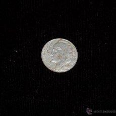 Monedas República: MONEDA 5 CTS. GUERRA CIVIL EN HIERRO. Lote 52825417