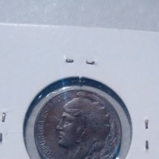 Monedas República: 5 CENTIMOS 1937 MUY BUEN ESTADO. Lote 54294208
