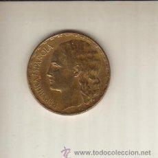 Monedas República: BONITA MONEDA DE 1 PESETA DE 1937 VER VER FOTOS QUE NO TE FALTE EN TU COLECCION. Lote 54874134
