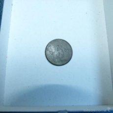 Monedas República: COSPEL DE MONEDA DE 25 CENTIMOS DE ACUÑACION LOCAL GUERRA CIVIL. Lote 57548798