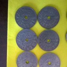 Monedas República: MONEDAS DE 25 CTS,REPUBLICA ESPAÑOLA. Lote 58612049