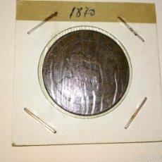 Monedas República: 10 CENTIMOS 1870. Lote 60847171