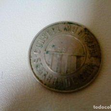 Monedas República: 1 PESETA GUERRA CIVIL SEGARRA DE GAIA. Lote 68812481