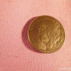 Monedas República: MONEDA DE CINCO CENTIMOS DE LA SEGUNDA REPÚBLICA ESPAÑOLA, 1937, DE HIERRO. Lote 69655713