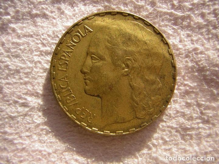 Monedas República: Moneda republicana de peseta en perfecto estado por sólo doce euros - Foto 2 - 72120051