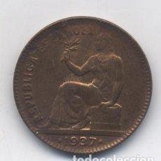 Monedas República: REPUBLICA- 50 CENTIMOS-1937*3-6. Lote 115161216