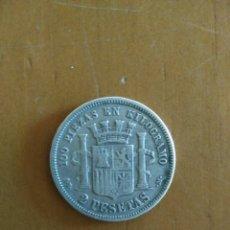 Monedas República: MONEDA DE 2 PESETAS 1869* 6 9. Lote 85972648