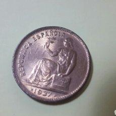 Monedas República: 50 CENTIMOS DE LA REPUBLICA ESTRELLAS 3 4. Lote 90414978