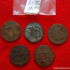 Monedas República: BUEN LOTE DE MONEDAS DE 10 CENTIMOS DE COBRE DE VARIOS AÑOS. Lote 92249705