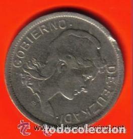2 PESETAS EUZKADI - II REPUBLICA ESPAÑOLA 1937 EBC (Numismática - España Modernas y Contemporáneas - República)