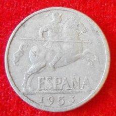 Monedas República: MONEDA DE ESPAÑA - 10 CENTIMOS DEL AÑO 1953. Lote 94011795