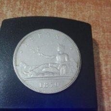Monedas República: 5 PESETAS 1870 MUY BUEN ESTADO. Lote 95779143