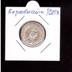 Monedas República: REPRODUCCION . Lote 98149123