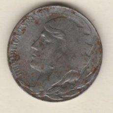 Monedas República: 5 CENTIMOS- 1937. Lote 209398910